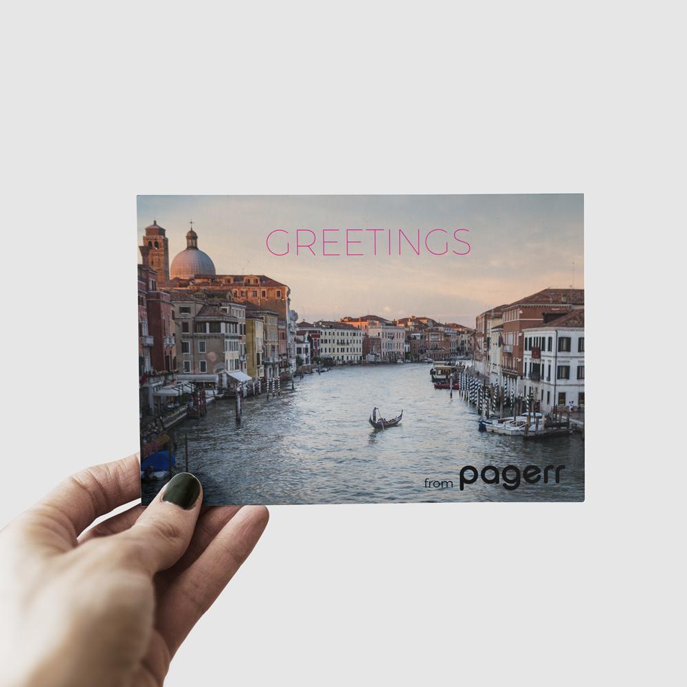 Postkaardid - väike kogus (digitrükk)